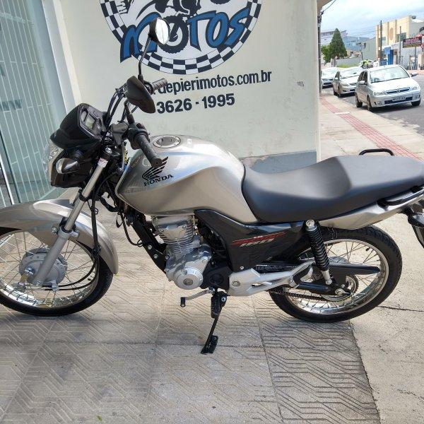 HONDA CG 125 TITAN AZUL 1979, 819618 - Motos Revenda NOVO