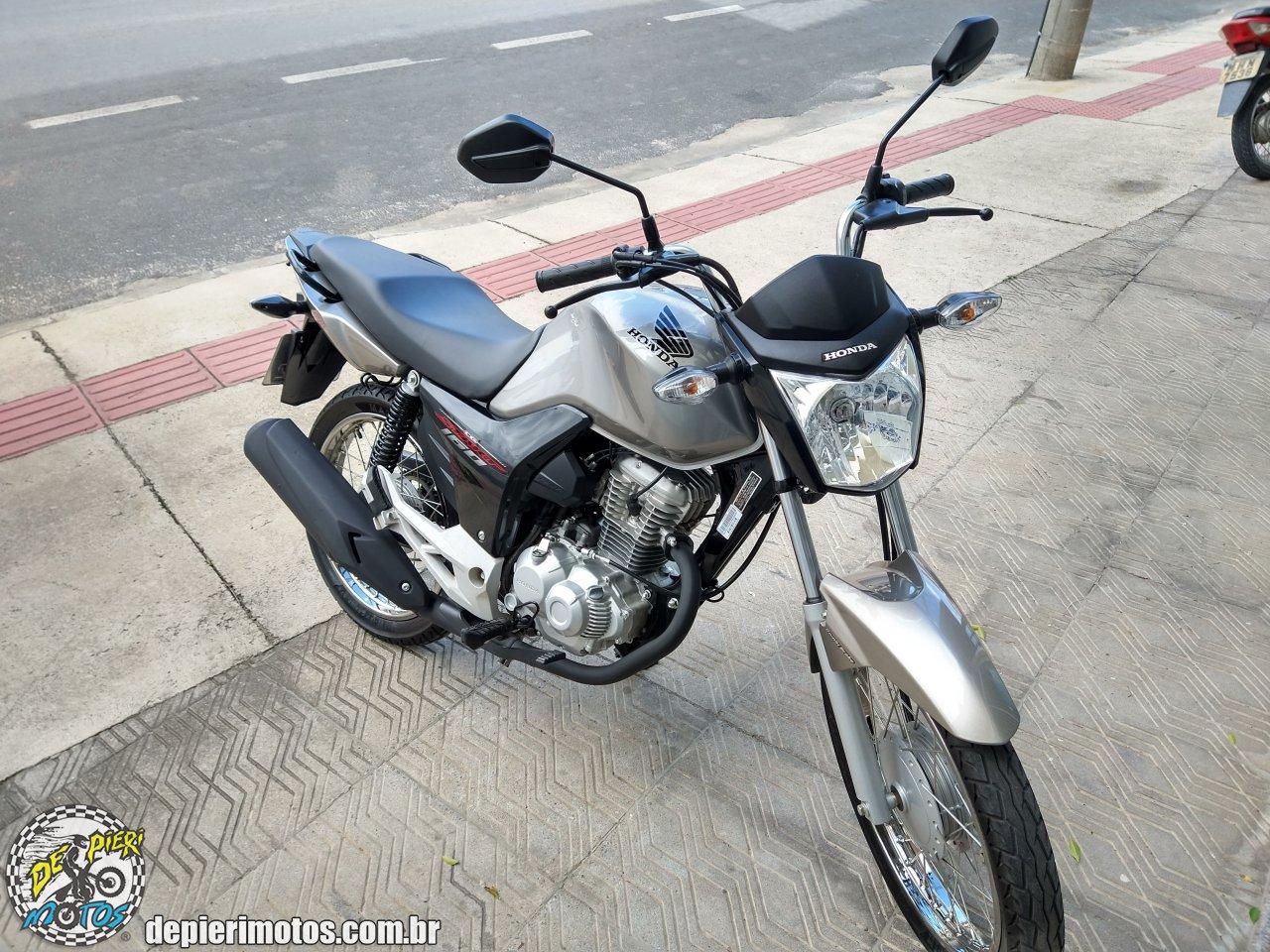 HONDA CG 160 START   Ano: 2020   R$11.500,00   De Pieri Motos